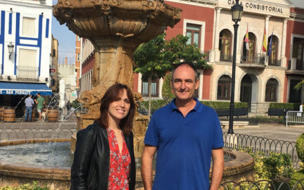 Podemos Valdepeñas elige a Victoria Maroto como nueva portavoz