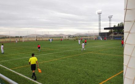 Multicines-Bar el Cine C.D. Valdepeñas 0-1 Sporting Alcazar C.F.