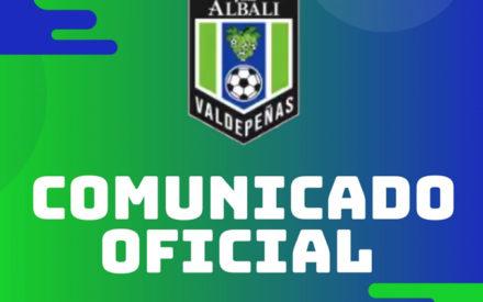 Comunicado oficial sobre el estado de Álex García, Pablo Ibarra y Manu García