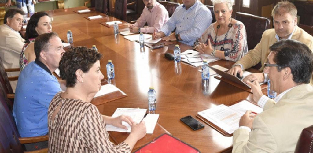 Caballero refuerza el Plan de Emergencia Social en el Campo de Montiel atendiendo la excepcionalidad sin límite de recursos