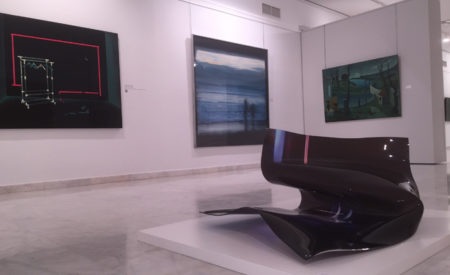 Hasta el próximo 9 de octubre se puede visitar la 80 Exposición Internacional de Artes Plásticas