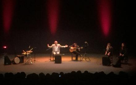 """El Teatro-Auditorio Municipal Francisco Nieva acogió elcuadragésimo Festival de Arte Flamenco Valdepeñas """"Ciudad del Vino"""""""