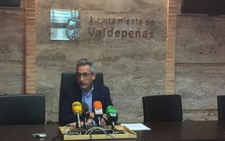 Jesús Martín presenta las nuevas ordenanzas fiscales