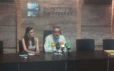 El alcalde de Valdepeñas pone a disposición el albergue de Consolación N-IV  para los jubilados, solicitado por IU