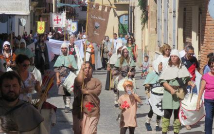 Ordenación excepcional del tráfico con motivo de las VIII Jornadas Medievales