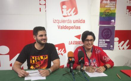 Alberto Parrilla nuevo coordinador local de IU