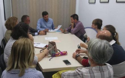 El PSOE de Valdepeñas planifica sus actividades para el próximo curso político