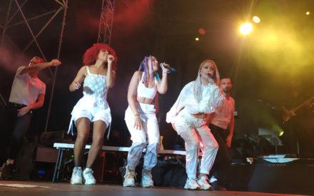 La Plaza de España de Valdepeñas escenario este sábado del concierto de la 'girl band' Sweet California