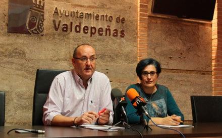 Izquierda Unida Valdepeñas presentará una moción exigiendo el compromiso para que se apruebe el Reglamento Orgánico Municipal