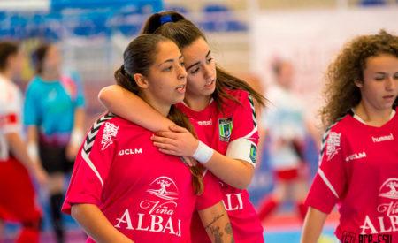 11-2 | El Viña Albali Valdepeñas Femenino se queda los 3 puntos en casa