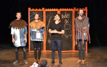 """""""En un lugar de Calatrava"""", estreno fuerte del Festival Iberoamericano de Teatro Contemporáneo de Almagro"""