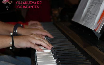 La Escuela Municipal de Música 'Campo de Montiel' inaugura el nuevo curso con récord de alumnado