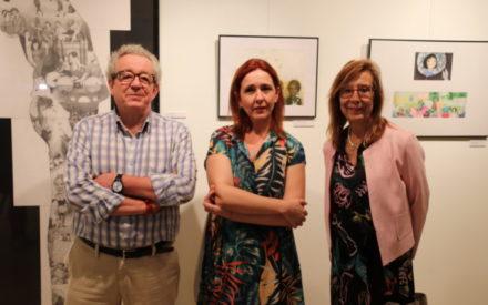Pilar Criado recopila sus mejores ilustraciones para mostrarlas en la BPM 'Lope de Vega' de Manzanares