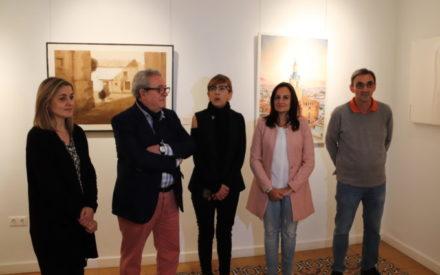 Las obras del V Certamen de Pintura Rápida ya pueden verse en la Casa de Malpica de Manzanares