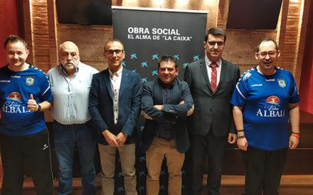 'Fútbol sala para todos', el nuevo proyecto inclusivo en Valdepeñas