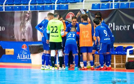 Viña Albali Valdepeñas – CD Albacete FS: 4-2 | Nueva victoria del Viña Albali Valdepeñas (3ª)