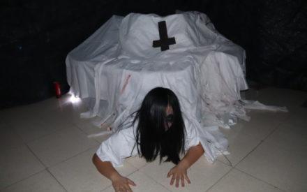 La Casa de la Juventud de Manzanares vivió la noche más terrorífica del año