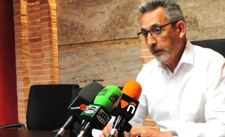 """Jesús Martín pide al PP """"que no cree confusión y alarma gratuita e innecesaria en la ciudadanía"""""""