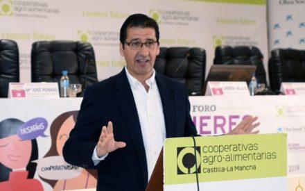 Caballero: Si no hay mujeres en los órganos de dirección de las cooperativas perdemos eficacia y rentabilidad