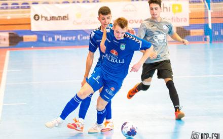 1-2 | Sufrida victoria del Viña Albali Valdepeñas Juvenil