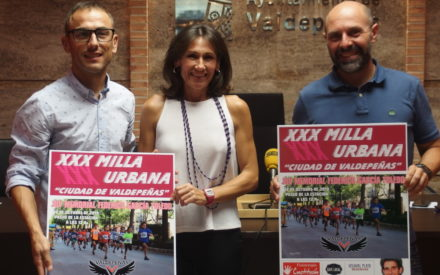 La XXX edición de la Milla Urbana y XIV Memorial 'Federico García Toledo' se celebrará el próximo 12 de octubre