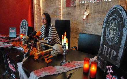 """La Plaza de Toros reconvertida en un Pasaje del Terror """"intenso"""" en la IX Noche de Halloween de Valdepeñas"""