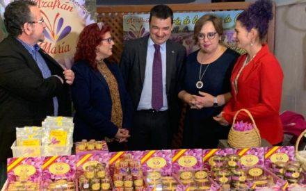 El Gobierno regional apoya la unión de la cultura con la gastronomía y la artesanía  en la Semana de la Zarzuela de La Solana