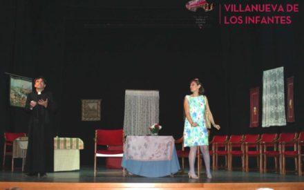 El grupo de Teatro del CDL homenajea a los grandes autores del sainete con su espectáculo 7 Entremeses en Villanueva de los Infantes