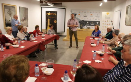 La ONCE descubre una manera diferente de 'ver' el Museo del Queso Manchego de Manzanares