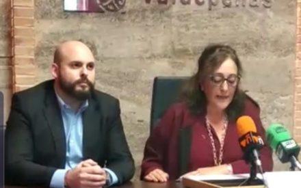 El Grupo Municipal VOX muestra su apoyo a la portavoz del PP ante los insultos machistas del alcalde