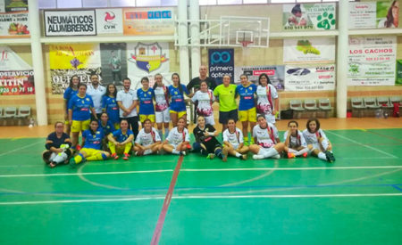 Convocatoria Jornada de presentación del Quijote Futsal