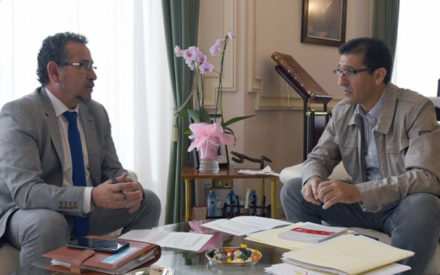 El alcalde de la Solana quiere convertir el antiguo centro de salud en un Centro de la Juventud