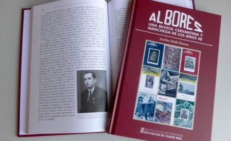 La BAM presenta mañana en Tomelloso un estudio sobre la revista literaria «Albores de Espíritu (1946-1949)»