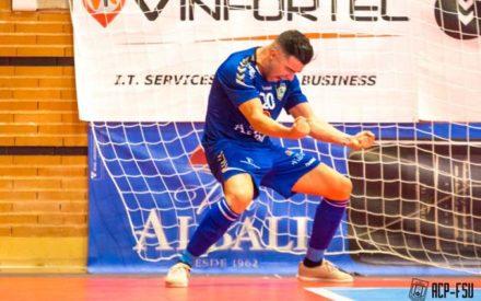 4-1| Chino marca el camino de la primera victoria azulona