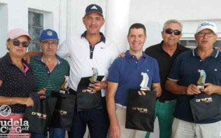 II Torneo de social de Otoño Club Mudela Golf 2019