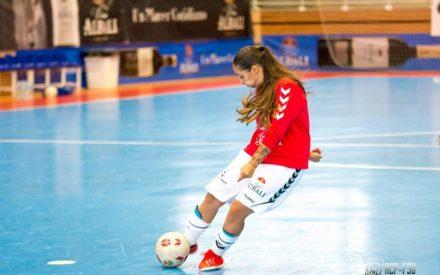 2-6|Nueva victoria del Viña Albali Valdepeñas femenino