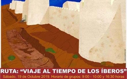 «Viaje al tiempo de los Íberos», una propuesta de ORISOS en el Cerro de las Cabezas