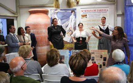 """El Gobierno regional destaca que la 'Semana de la Zarzuela' de La Solana """"es un ejemplo de cómo una iniciativa cultural puede atraer turistas a nuestra región"""""""