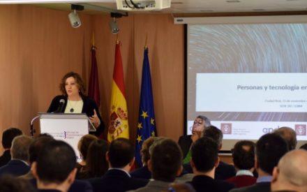 Celebrada en Ciudad Real una jornada sobre 'Personas y tecnología en la era digital'