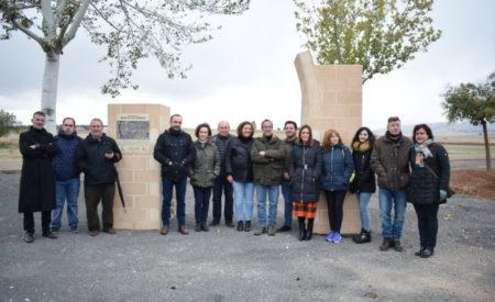 Patricia Franco ha inaugurado esta mañana la Ruta Virtual de la Batalla de Alarcos de Poblete
