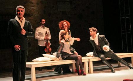'Desengaños amorosos', con el valdepeñero Manuel Moya, este viernes en el Teatro de Valdepeñas
