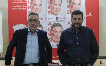 """Martín: """"Pido el voto para el PSOE para que haya un gobierno progresista en España"""""""