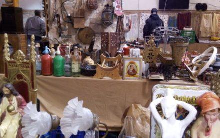 La VII Feria de Antigüedades y Coleccionismo de Valdepeñas se celebra este fin de semana