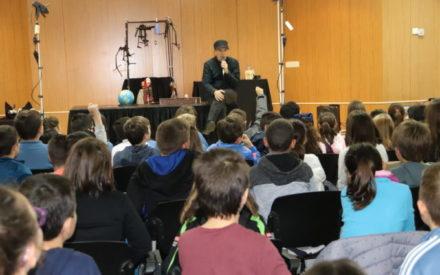 Manzanares organiza en primaria unas Jornadas de Animación a la Lectura