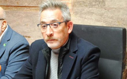 """Martín sobre el PP: """"Estando seis fuerzas políticas sus mociones no las apoya ningún grupo"""