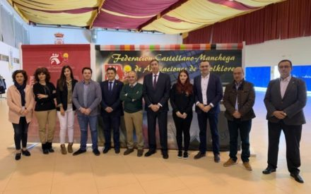Inauguración de la XXII edición de las Jornadas Regionales de Folklore en Daimiel