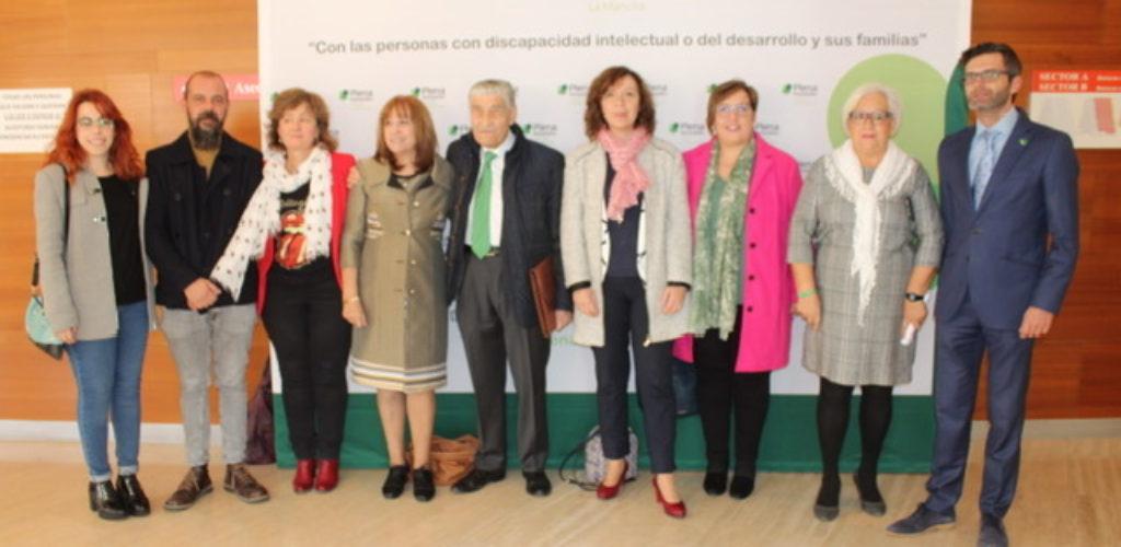 Encuentro anual regional de familias por la plena inclusión de las personas con discapacidad en Alcázar de San Juan