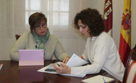 El Gobierno de CLM aborda con el ayuntamiento de El Robledo su inclusión en el Plan de Depuración de Aguas