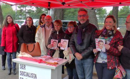 """Jesús Martín: """"El PSOE apoya las políticas sociales sensibles con la discapacidad"""""""