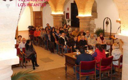 La Orden Literaria 'Francisco de Quevedo' presentó en Villanueva de los Infantes el nuevo número de su revista Quevedalia